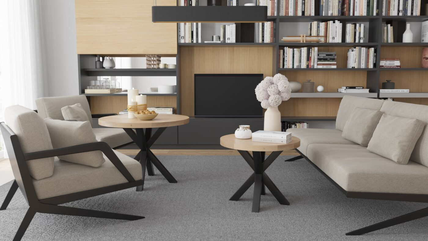 Industrial Coffee Tables ideas