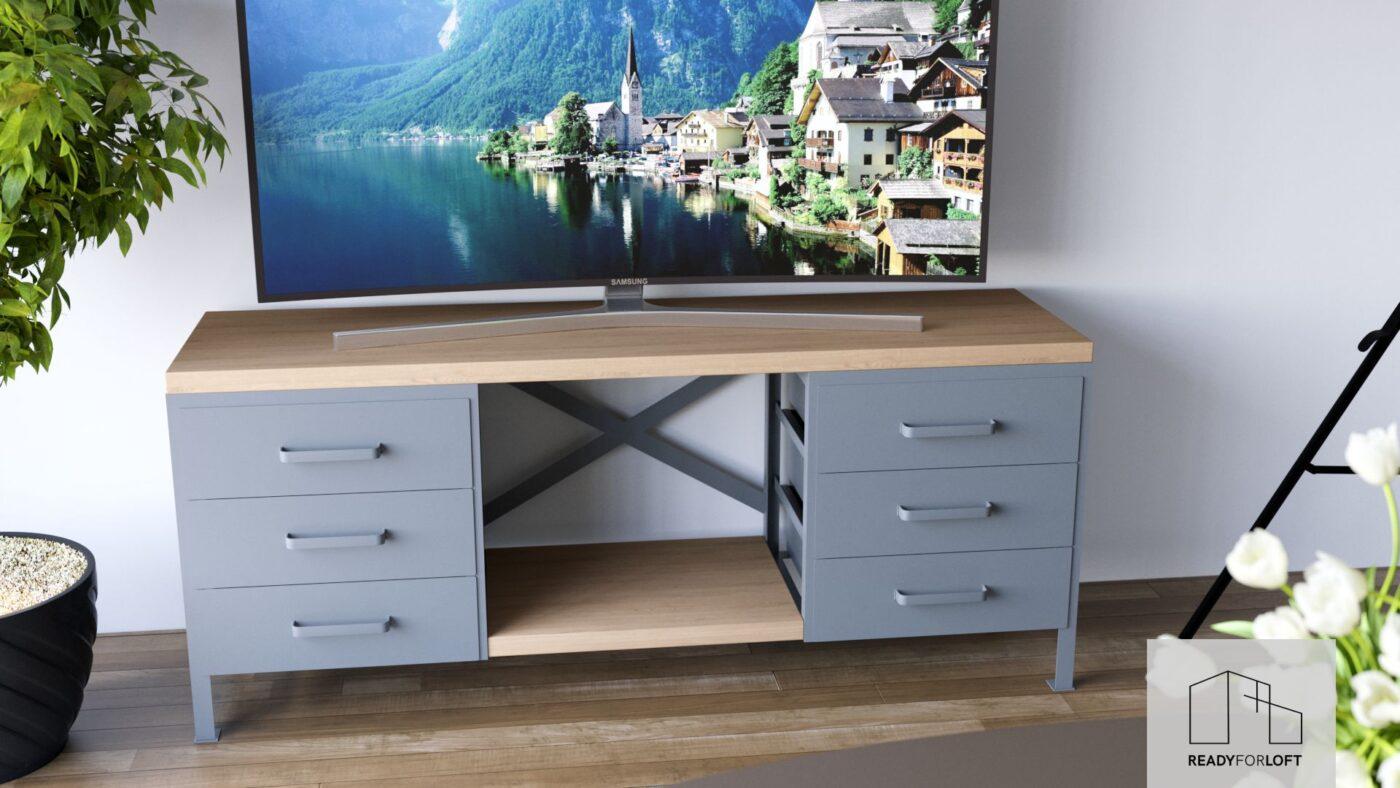 Cronk TV stand