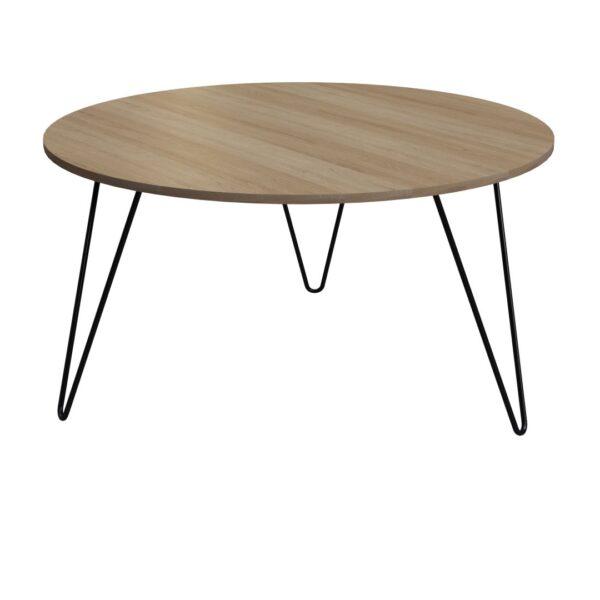 Olden Round Oak Table