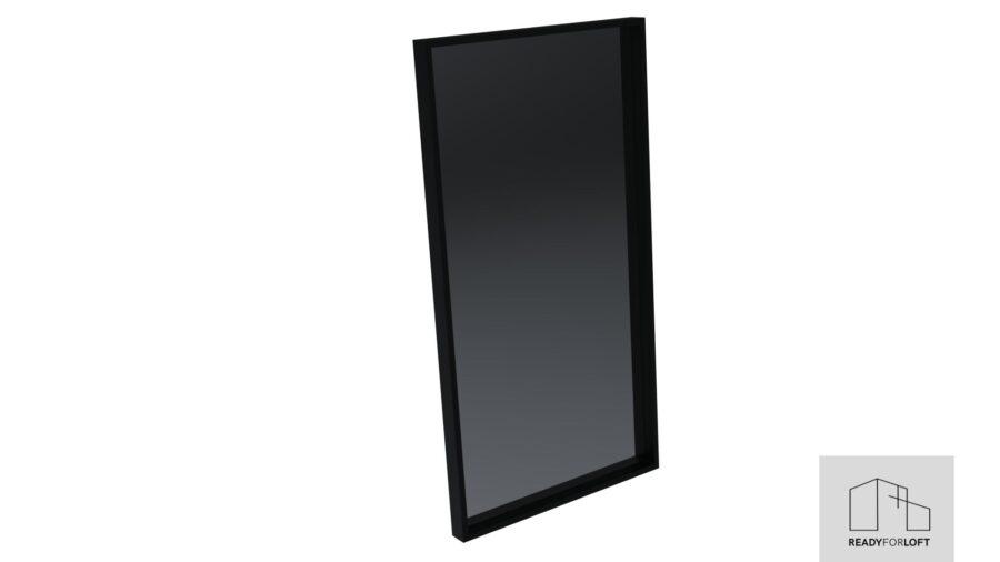 Sende Industrielle Loft Spejl
