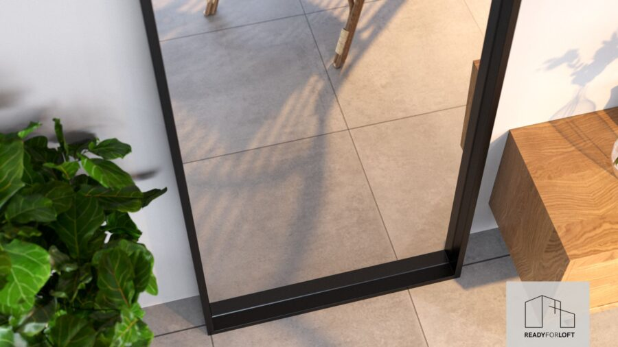 Sende Industrial Loft Mirror