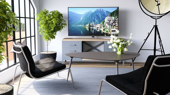 Industrial Loft TV-Stands And Sideboards